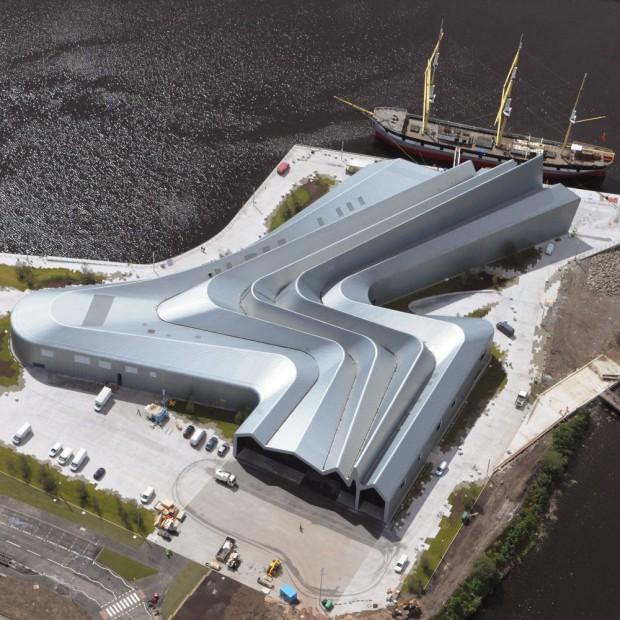 Muzeum Riverside. Nad brzegiem rzeki