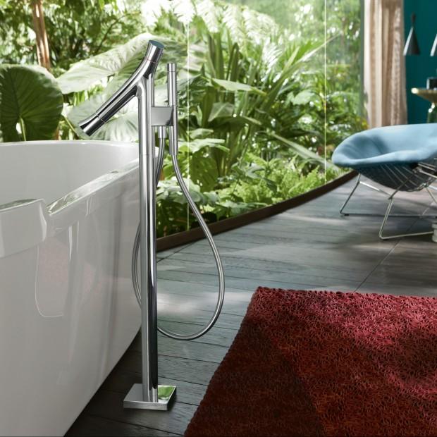 Philippe Starck. Niezwykły projektant wyposażenia i aranżacji łazienek