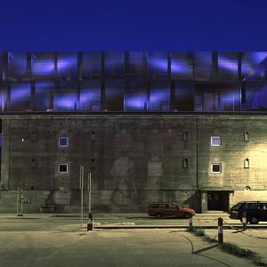Bunkier wojskowy, Fot. Architecture Mapolismagazin