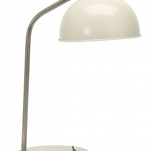 Biała lampa w nowoczesnym wydaniu. Fot. Next.