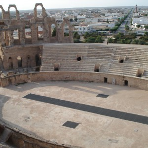 Afrikanisches Kolosseum