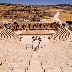 Jerash, Fot. Seanogle