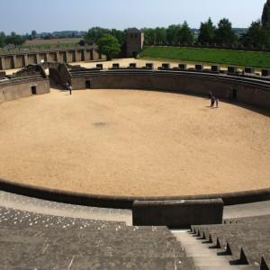 Amfiteatr Xanten, Pula