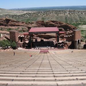 Red Rocks Park & Amphitheater- Morrison, Colorado
