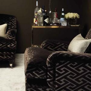 Wygodne siedziska i dobry nastrój to podstawa udanego spotkania. Fot. Zinc Textile.