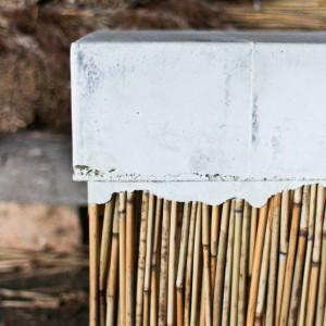 Biodegradowalne siedzisko Re-ed. Projekt: AP Dizajn (Agata Zambrzycka, Piotr Górski).