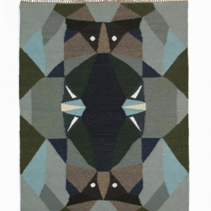 Kilim, zaprojektowany przez Kosmos Project  (Ewa Bochen, Maciej Jelski).  Producent: Kosmos Project.