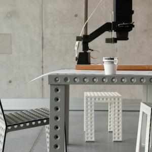 Meble 3+ projektu Zieta Prozessdesign. Producent: Zieta Prozessdesign.