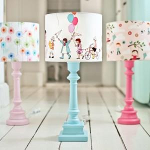 Zabawne, jasne, kolorowe. Lampy dla dzieci