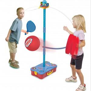 Komputer lub telewizor najlepiej można zastąpić zabawkami edukacyjnymi. Również tymi, podnoszącymi sprawność fizyczną. Fot. Woolworths.
