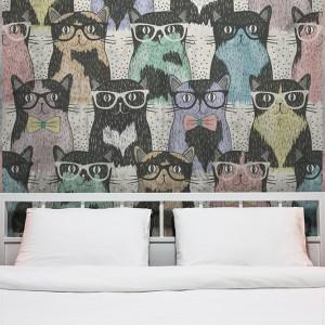 Dekoracja sypialni: motywy zwierzęce