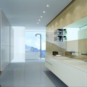 Kolekcja płytek ceramicznych Marmore HD na podłogi i ściany o ładnym, intensywnym połysku, uzyskanym w specjalnym procesie produkcyjnym. Dostępna w kilku różnych formatach. Ceramica Portinari.