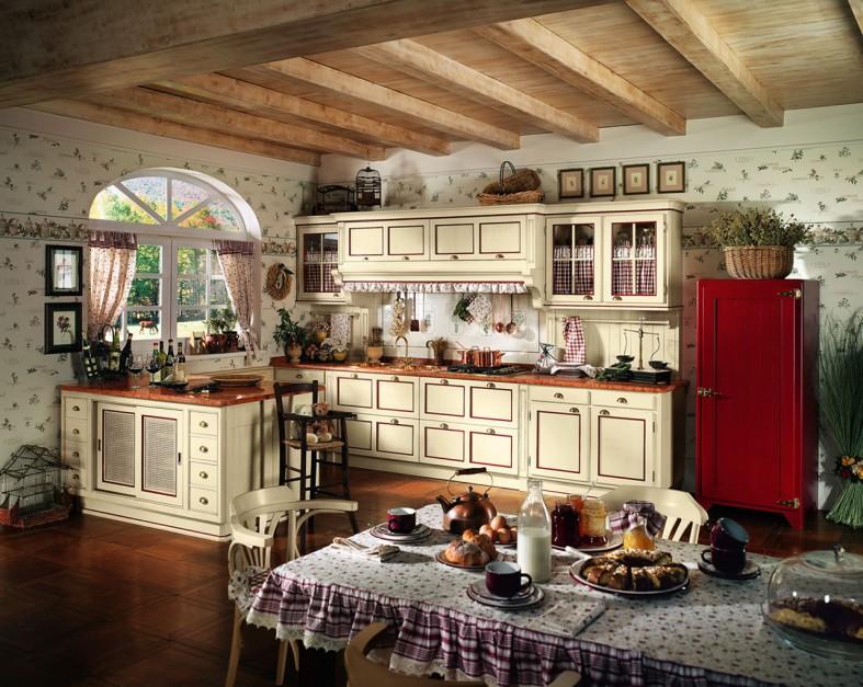 kuchnia z kolekcji cotton w klasyczna kuchnia w wiejskim stylu 15 pomys w dla ka dego. Black Bedroom Furniture Sets. Home Design Ideas