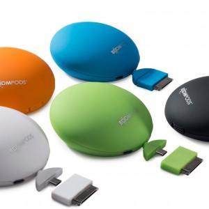 Powerpod - innowacyjna ładowarka do telefonu. Fot. Boompods.