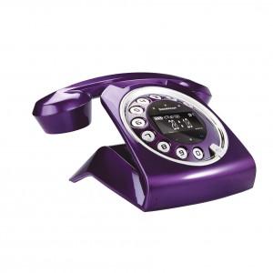 Nowoczesny telefon o klasycyzującej formie. Fot. Very.