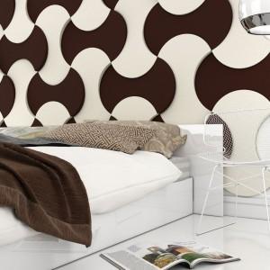 Praktyczne, miękkie panele dekoracyjne. Fot. Fluffo Fabryka Miękkich Ścian.