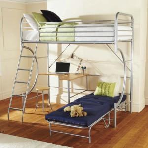 Mocna konstrukcja i lekka forma. Fot. Bensons For Beds.
