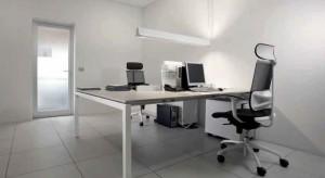 Efektowny żyrandol z kryształkami czy minimalistyczna lampa w kolorze betonu? Wybór formy oświetlenia biura zależy od stylu, w jakim jest urządzone. Bez względu jednak na wygląd musi ono zapewniać optymalne oświetlenie pokój