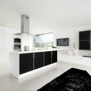 Nowoczesna kuchnia w minimalistycznym stylu. Inspirujące aranżacje