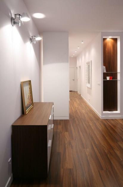 Proj wnętrza arch  Minimalistyczne wnętrza  Strona 11 -> Otwarta Kuchnia Male Mieszkanie