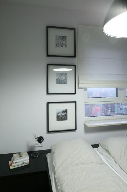 Proj wnętrza arch  Minimalistyczne wnętrza  Strona 14 -> Otwarta Kuchnia Male Mieszkanie