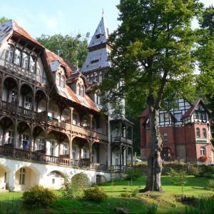 Dom Wypoczynkowy Gigant, Międzygórze. Źródło Wikipedia