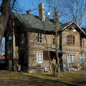 Sanatorium Gurewicza w stylu Świdermajer. Źródło Wikipedia