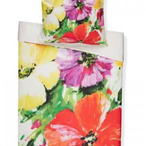 Pościel Modern Art w kolorowe, polne kwiaty. Fot.Janine/ Zalando.