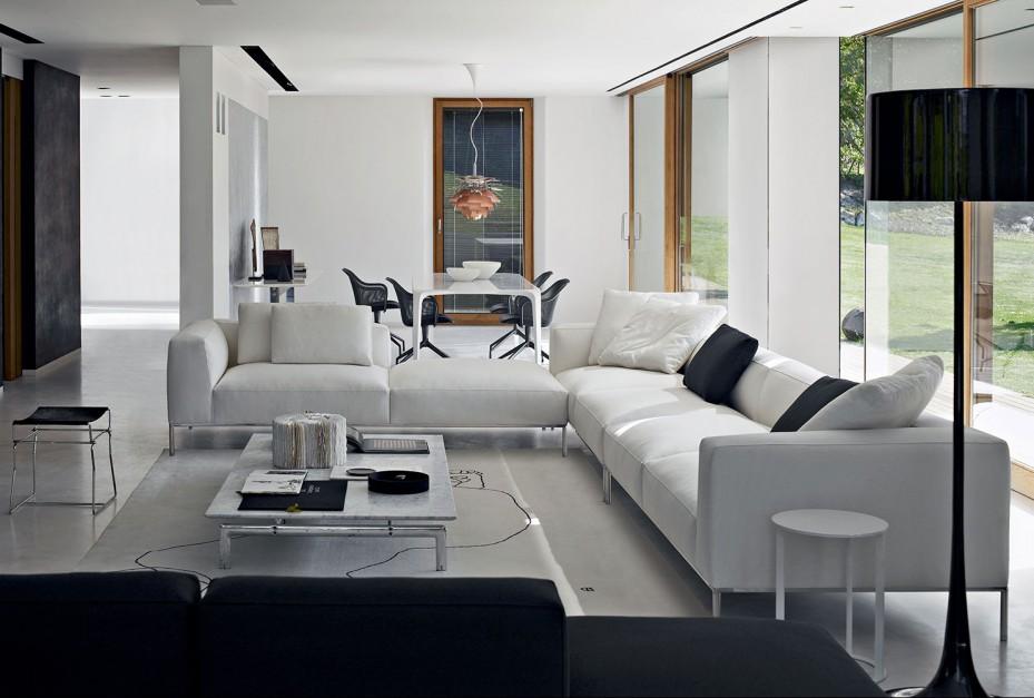 Sofa Frank. Fot. B&B Italia.