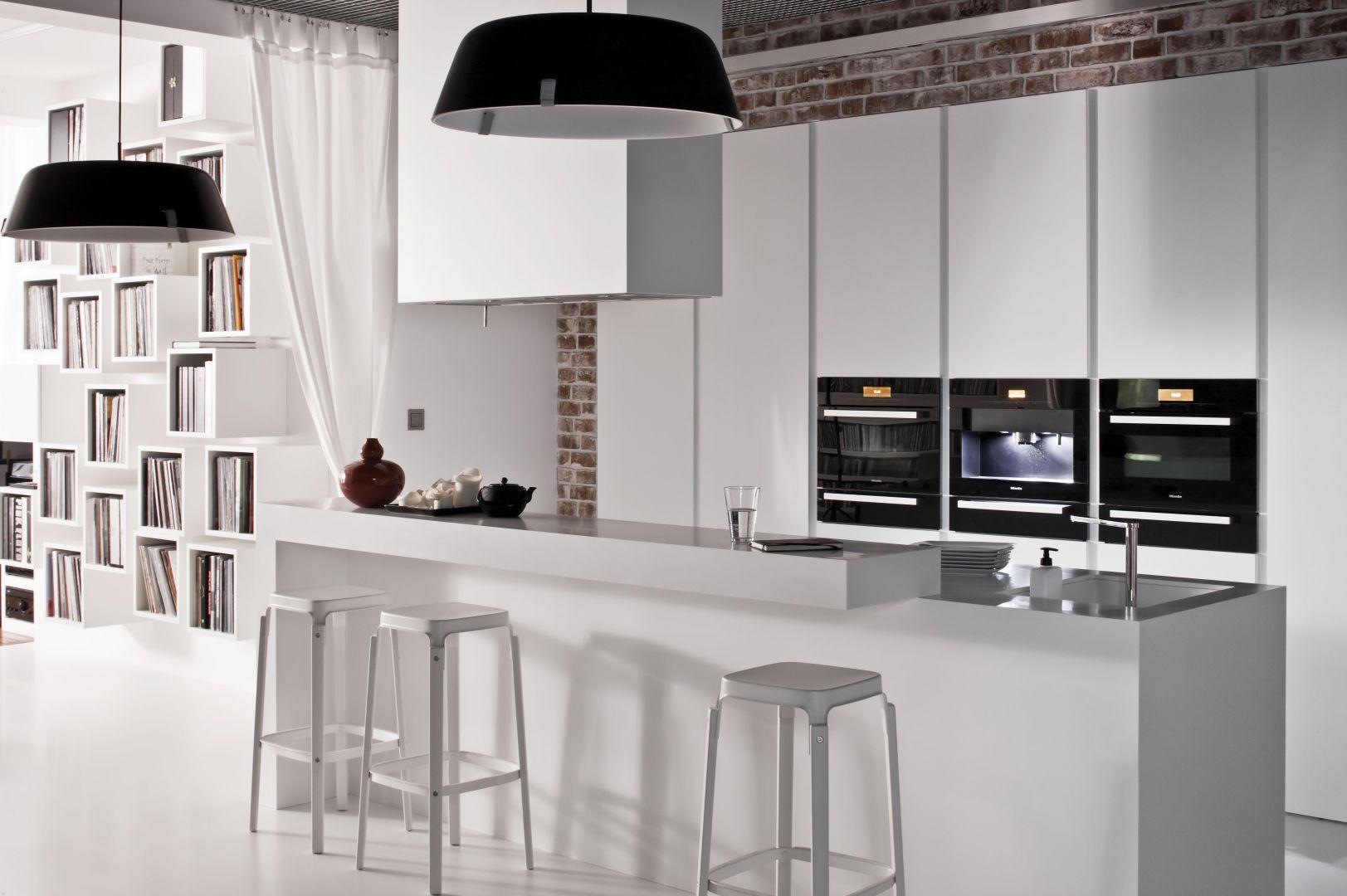 Kuchnia jest pomieszczeniem Biała kuchnia elegancka   -> Biala Kuchnia Elegancka