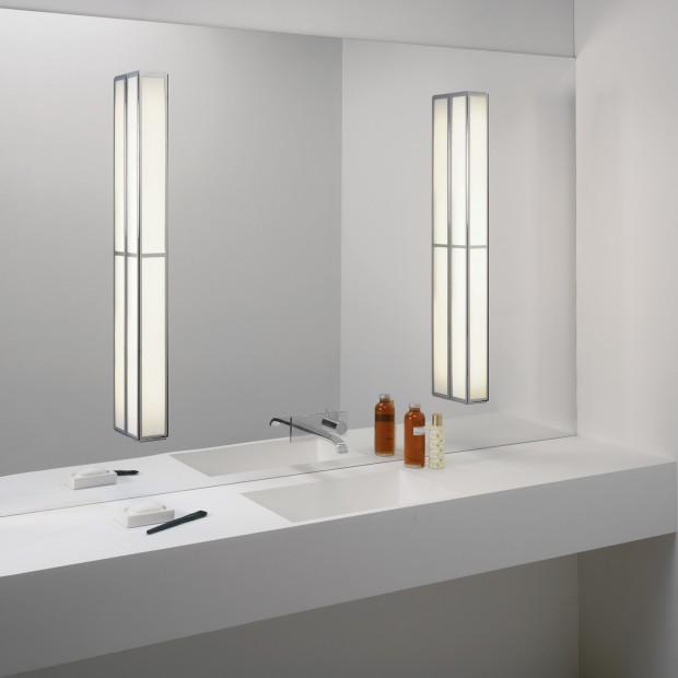 Najnowsze trendy w oświetleniu łazienkowym