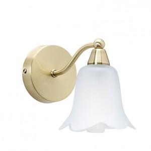 Nowoczesne i klasyczne oprawy świetlne w kolorze złota i srebra nadadzą łazience luksusowy klimat.