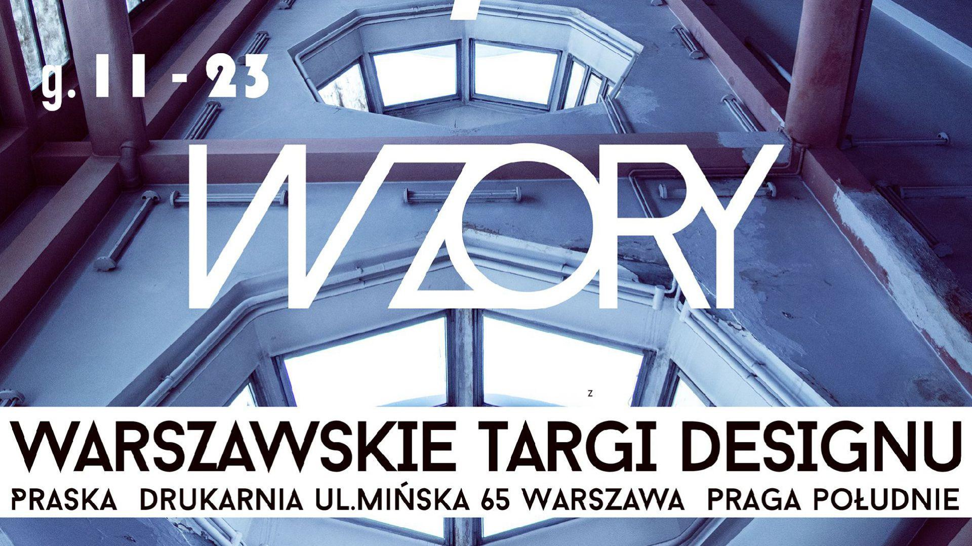 Warszawskie Targi Designu WZORY.