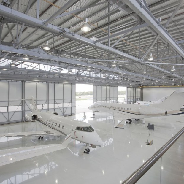 Pod skrzydłami luksusu. Rizon Jet FBO/VIP Terminal