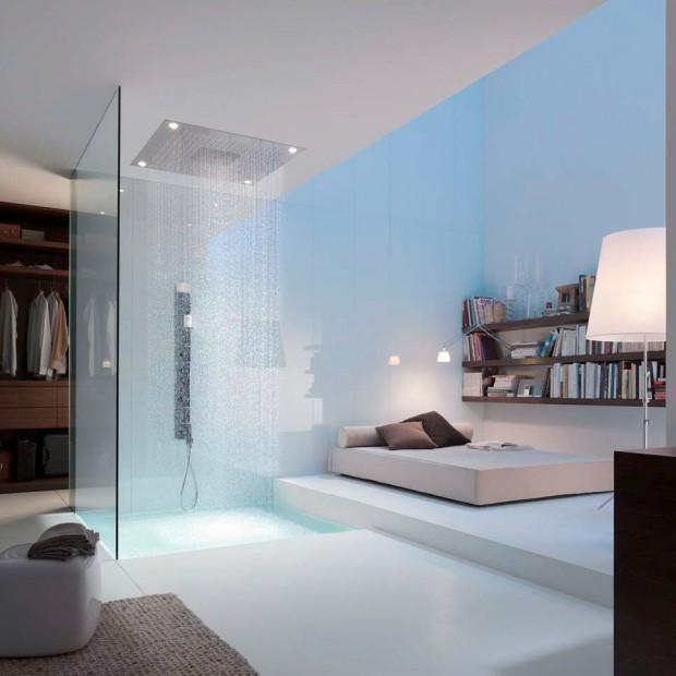 Nowoczesny prysznic na każdą kieszeń