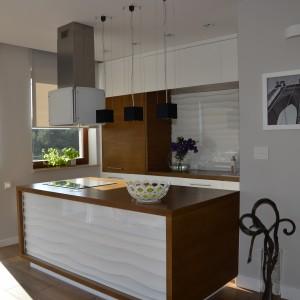 Apartament Altoria, Gdynia - kuchnia