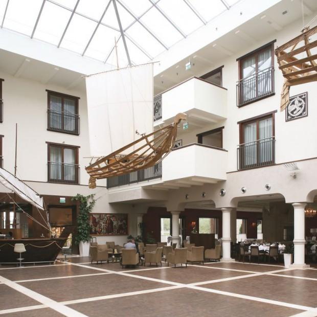 Niespodzianki starego spichlerza. Hotel Król Kazimierz w Kazimierzu Dolnym