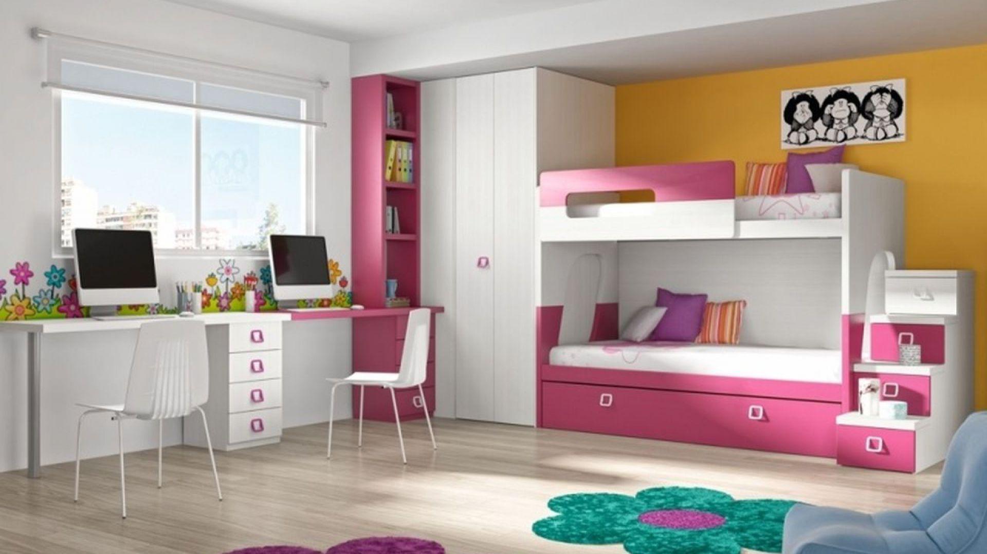 Fot muebles lara 20 pomys w na to jak urz dzi pok j - Habitaciones infantiles dobles ...