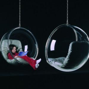 Fotele Bubble. Fot. Adelta.
