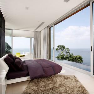 Sypialnia z pięknym widokiem:  12 wyjątkowych wnętrz