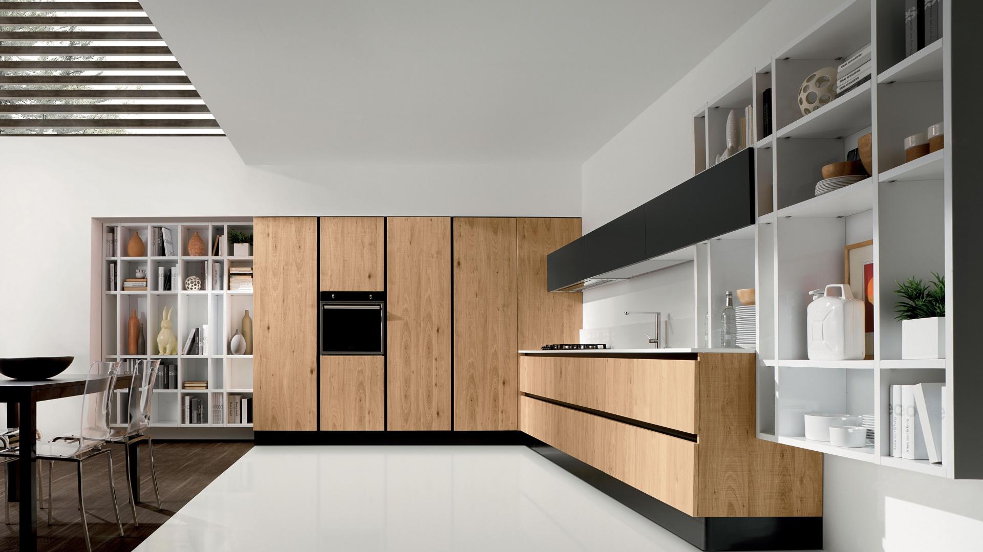 Kuchnia z kolekcji voltare 15 najciekawszych pomys w na otwart kuchni strona 12 - Aran cucine forum ...