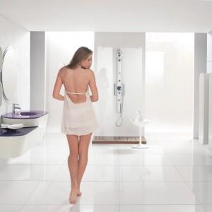 15 białych łazienek. Modne aranżacje
