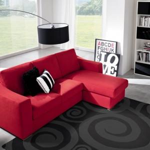 Czerwona sofa to mebel z charakterem: wybierz jedną z nich