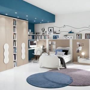 Niebieski pokój dziecka. 20 ciekawych pomysłów dla córki i syna