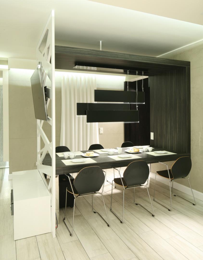 Zaskakujące rozwiązanie  Czarno biała kuchnia   -> Biala Kuchnia Elegancka
