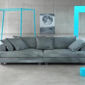 Sofa Atlas Cloud - klasyka, ale unowocześniona. Fot. Diesel with Moroso.