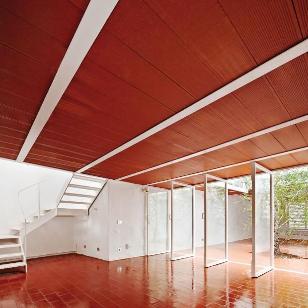 """""""Ceramic Tile in Architecture 2014"""". Zwycięzca w kategorii """"Projekt wnętrza"""""""