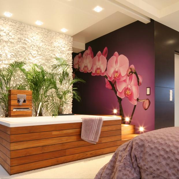 Sypialnia z łazienką. Ciekawe pomysły polskich architektów