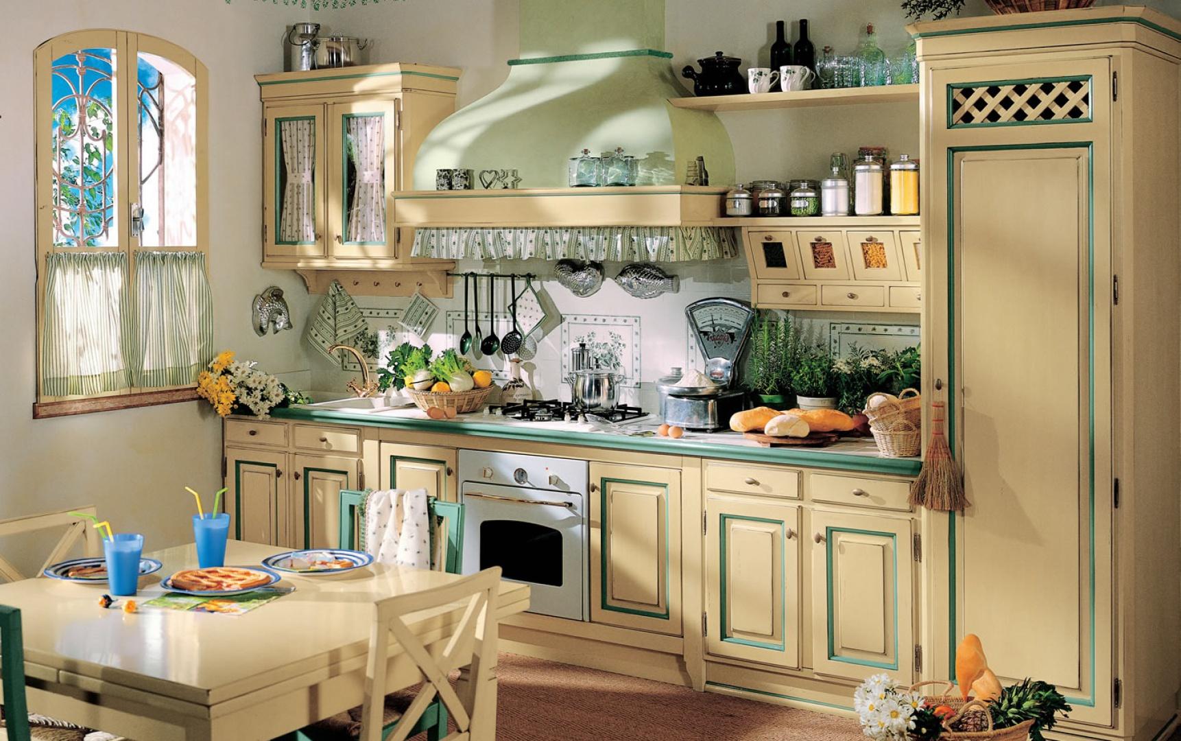 Kuchnia klasyczna 15 najładniejszych aranżacji  Galeria  Dobrzemieszkaj pl