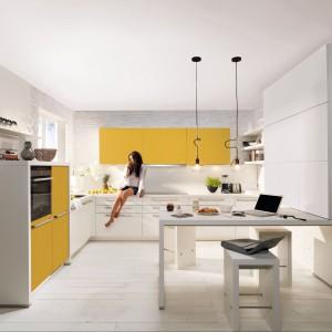 Szafki kuchenne w kolorze. Zobaczcie 15 najciekawszych pomysłów